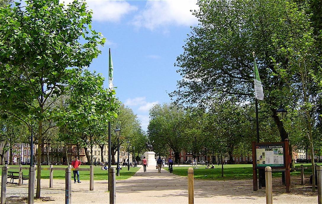 Queens Square Bristol